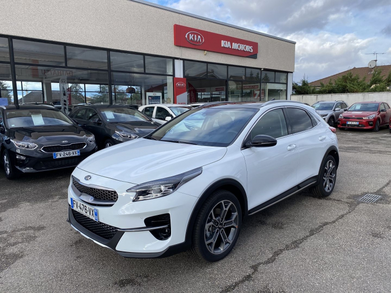 Photo 1 de l'offre de KIA XCEED 1.6 CRDI 136CH LAUNCH EDITION à 26490€ chez Kia Fournier